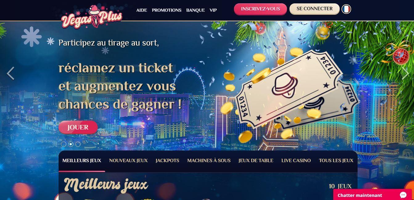 test casino vegasplus